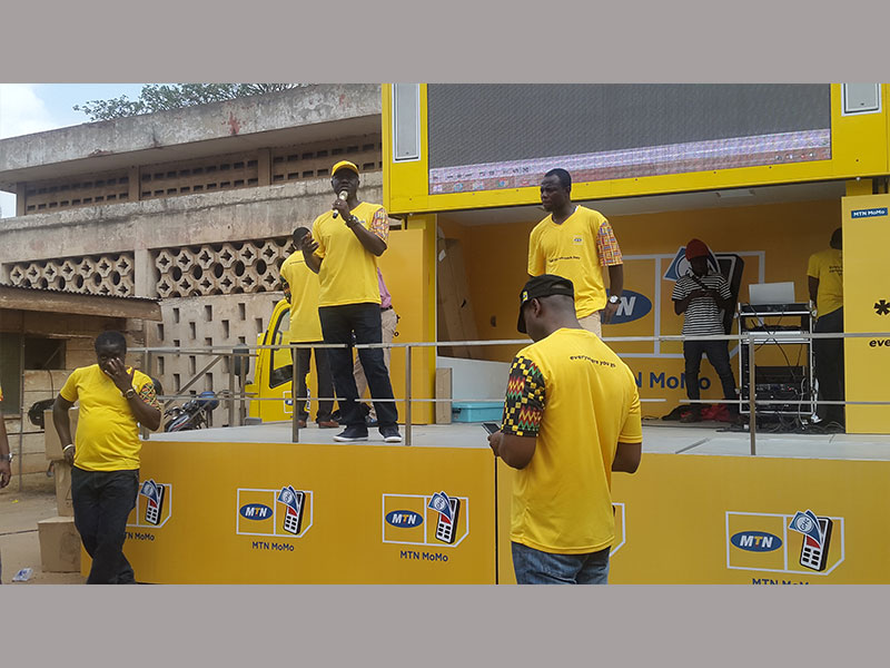 MTN Mobile Money Financial Services Rewards in Ghana