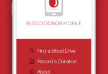 WP App helps donors find a nearby clinic