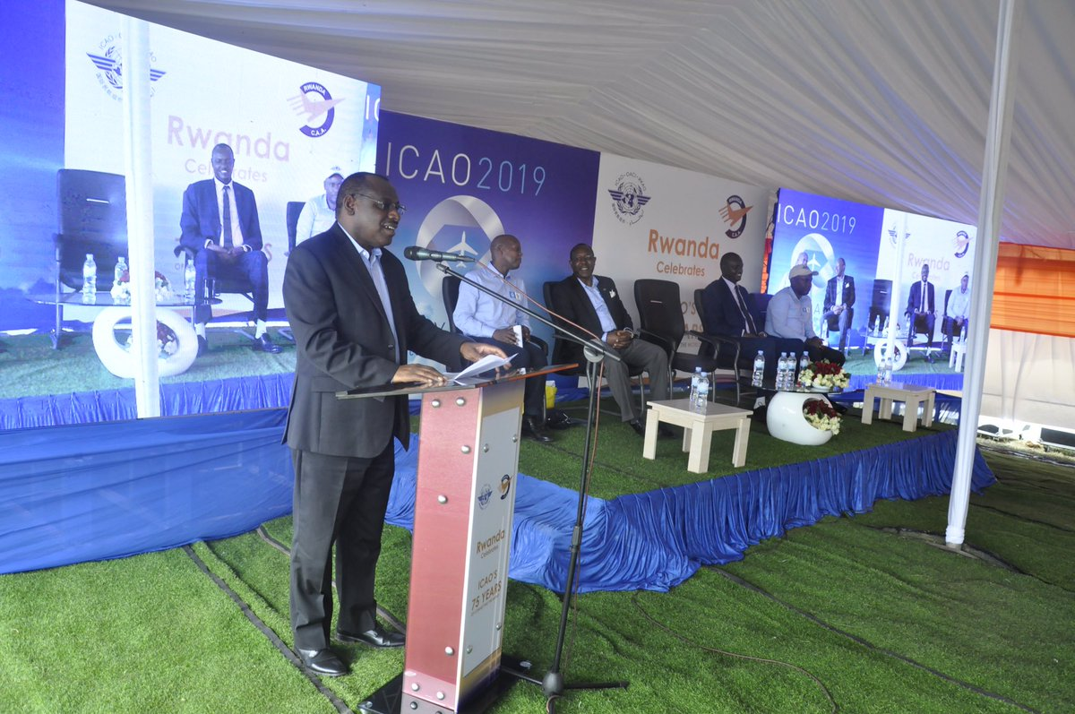Rwandan government plan to boost young innovators in aviation
