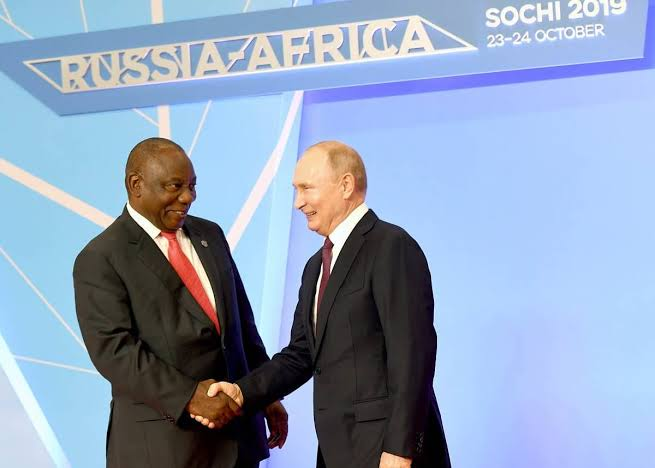First Russia-Africa summit starts