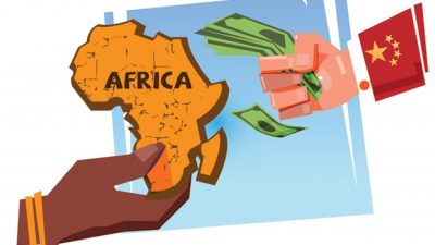 China is buying Africa