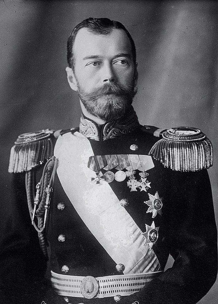 Nikolai Alexandrovich Romanov is among the richest people in history