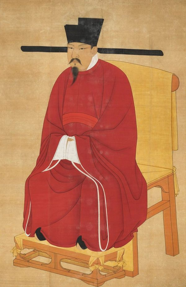 Emperor Shezong is among the richest people in history